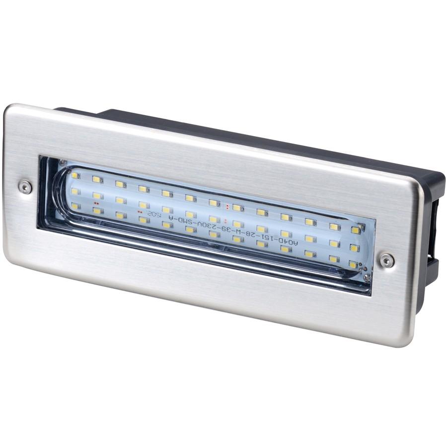 Illuminazione Led Esterno Incasso: Microfile lampada da incasso a ...
