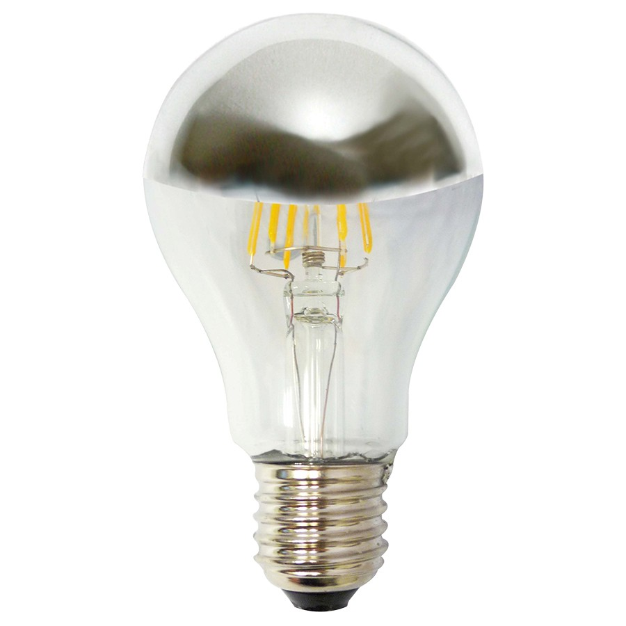 ECO GOCCIA FILOLED SILVER CROWN DIMMABLE